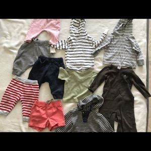 Tops - Boys clothes 0-12 months